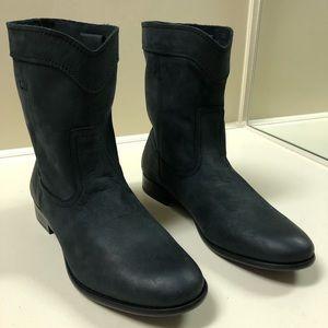 Frye Cara Roper Short Boots